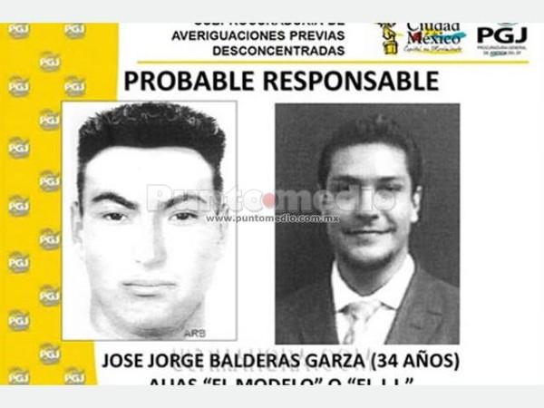 Caso Salvador Cabañas: Identifican a escoltas de José Jorge Balderas Garza