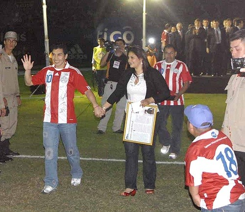 Salvador Cabañas: Voy a jugar el Mundial