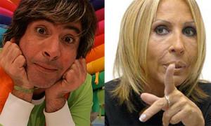 Laura Bozzo a Carlos Carlín: Eres cínico y mentiroso, sal del clóset y hablamos