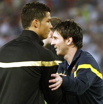 Lionel Messi: No tengo ningún reto contra Cristiano