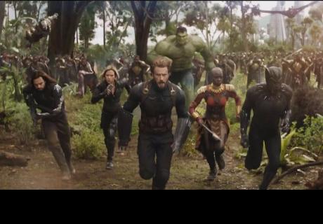 Avengers: Infinity War – Marvel lanza el tráiler y está increíble (VIDEO)