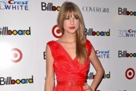 Taylor Swift: No perdí ningún rol para Los Miserables