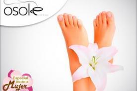 Celebra el Día de la Mujer con una promoción de manicure y pedicure