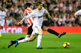Goles del Athletic Bilbao vs Real Madrid (0-3) - Liga Española - Video
