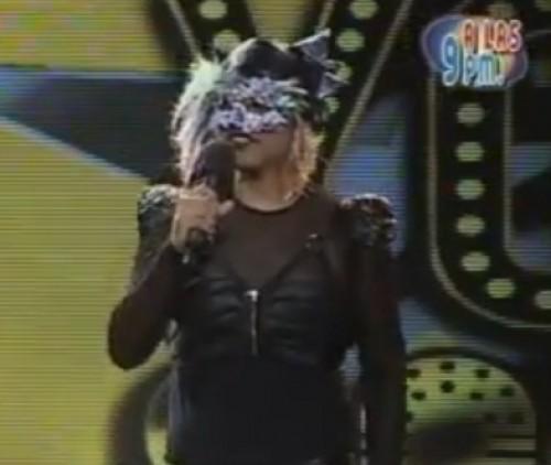 Video: Lady Gaga peruano incomodó a Ricardo Morán en Yo Soy