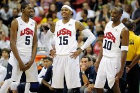 Olimpiadas 2012: Dream Team avanza a paso firme en los Juegos de Londres