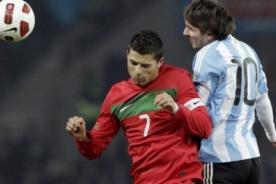 Argentina y Portugal jugarán un amistoso en el Camp Nou