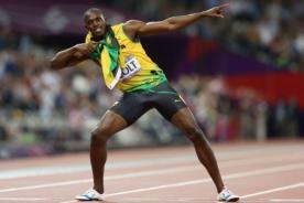 Usain Bolt quiere participar en los Juegos Olímpicos de Río 2016