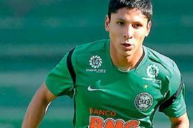 Raúl Ruidíaz tiene nuevo técnico en el Coritiba de Brasil