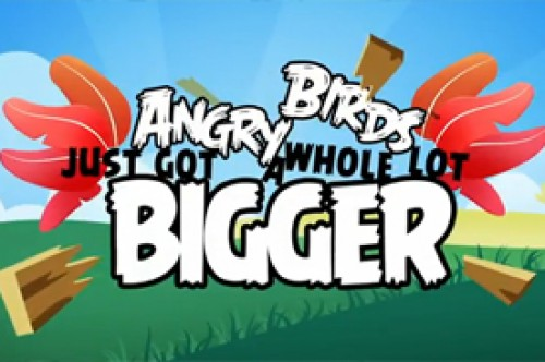 Angry Birds Trilogy ya está disponible para PS3, XBox y Nintendo 3DS