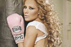 Fotos: Campeona mundial mexicana de box se desnudó para Playboy