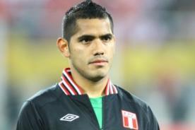 Fútbol peruano: Fernández reconoció descoordinación en el gol paraguayo