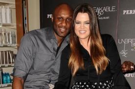 Khloe Kardashian y Lamar Odom con problemas en su matrimonio