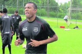 Brasileirao: Luis Ramírez se esfuerza en los entrenamientos de Ponte Preta