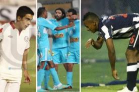 Fútbol peruano: Primera fecha del Descentralizado 2013 se inicia mañana