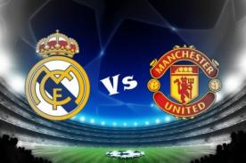 En vivo: Real Madrid vs Manchester United (1-1) - Minuto a Minuto - Champions League octavos de final
