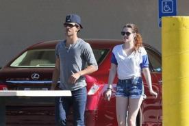 Taylor Lautner y Kristen Stewart pasan más tiempo juntos