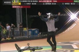 VIdeo: Espectacular maniobra de Zack Warden en los X Games Barcelona