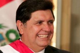 Alan García: Difunden curiosa foto del expresidente peruano