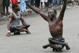 Skate-soccer: El deporte que conquista Ghana - Video