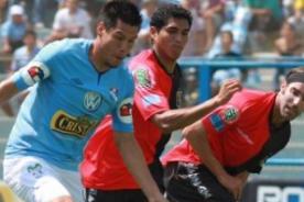 ¿A qué hora juega Sporting Cristal vs Melgar - Descentralizado 2013?