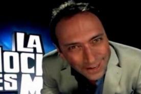 La Noche es Mía: Carlos Galdós conducirá en calzoncillos tras ganar Perú