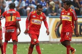 Descentralizado 2013: Sport Huancayo vs Pacífico FC - en vivo por CMD