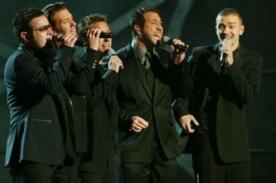 N'Sync cantará en los MTV VMA 2013, según papá de Joey Fatone
