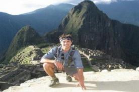 Zac Efron: Actor comparte foto de su visita a Machu Picchu