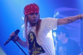 Yo Soy: Imitador de Axl Rose desata polémica en redes sociales