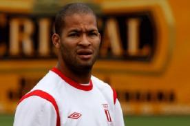 Alberto Rodríguez sería baja en la selección peruana por lesión