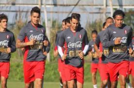 Sergio Markarián confirmó la alineación de la selección peruana