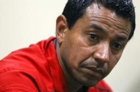 Nolberto Solano se presenta preocupado por alineación de Perú