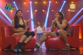 Recomiendan a Nicole Faverón dar la prueba del amor a Miguel Arce - Video