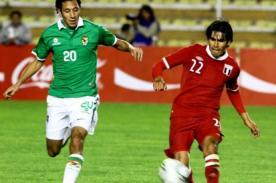 Resultado del partido: Perú vs Bolivia (1-1) – Eliminatorias Brasil 2014