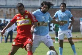 En vivo por CMD: Sport Huancayo vs Sporting Cristal (2-1) Minuto a minuto – Descentralizado 2013
