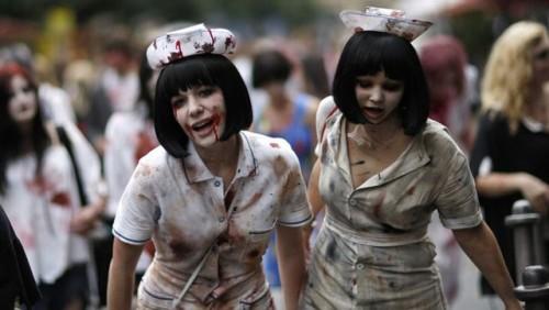 Zombies y más zombies: ¿Por qué nos gustan tanto los muertos vivientes?