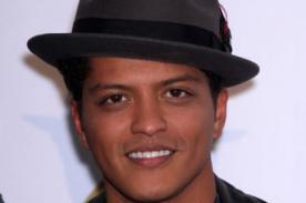 MTV EMA 2013: Bruno Mars ofrecerá presentación en vivo
