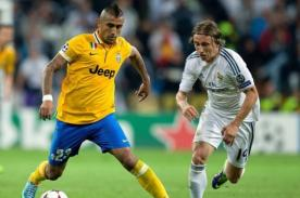 En vivo por Fox Sports: Juventus vs Real Madrid (2-2) minuto a minuto - Champions League