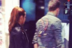 Liam Payne se reencuentra con su novia Sophia Smith tras terminar la gira