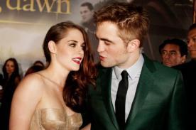 Kristen Stewart quiere pasar Navidad con Robert Pattinson