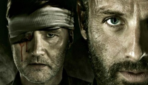The Walking Dead trailer: La esperada pelea entre Rick y el Gobernador - VIDEO