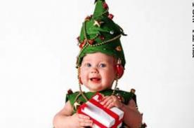 Utiliza estas frases de Navidad para engreír a los niños