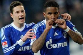 Video: Con gol de Jefferson Farfán Schalke 04 venció al Friburgo 2-0