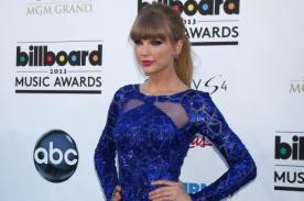 Taylor Swift en inédita foto de su infancia