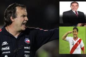 Gonzalo Nuñez asegura que Pizarro no quiere a Bielsa como entrenador