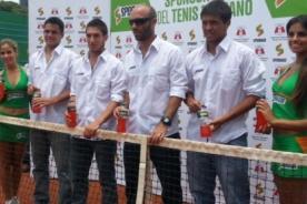 Copa Davis 2014: Equipo peruano ya se encuentra entrenando en Bolivia