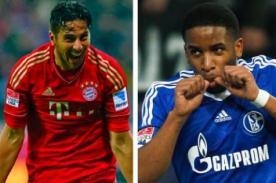 ¿Duelo de peruanos? Bayern Munich recibirá al Shalke 04 este sábado