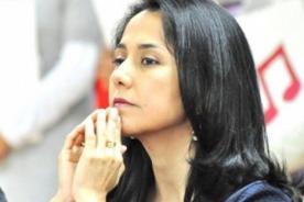 Nadine Heredia dice que no sueña con ser presidenta