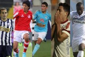 Copa Inca 2014: Conoce la fecha y hora de los encuentros por la sexta fecha